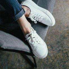 MIAOLV - 系带休閒鞋