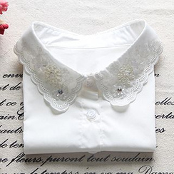 Debii - Embellished Decorative Collar