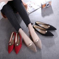 Banaba - 尖头平底鞋