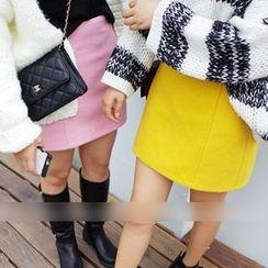 MATO - A-Line Skirt