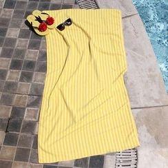 EMOX - Pinstripe Quick Dry Towel