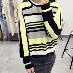 Polaris - Striped Sweater
