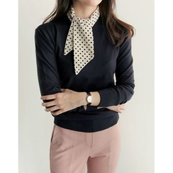 UPTOWNHOLIC - Dotted Scarf
