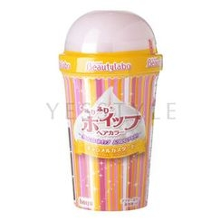 hoyu - Beautylabo Shake Bubble Hair Color (Caramel Custard)