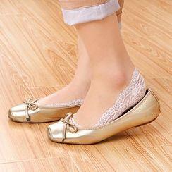 Homy Bazaar - 蕾丝袜裤