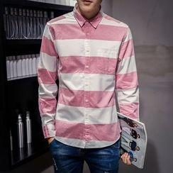 RUYA - Striped Shirt