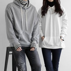 Seoul Homme - Colored Hoodie T-Shirt