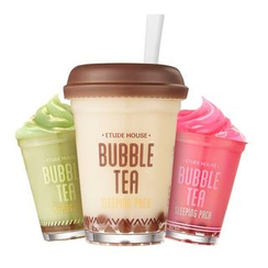 Etude House 伊蒂之屋 - Bubble Tea Sleeping Pack 100g