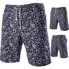 Fireon - Printed Shorts
