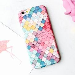 Milk Maid - Printed Mobile Case - iPhone 6s / 6s Plus / 7 / 7 Plus