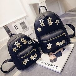 Bibiba - Star Applique Backpack