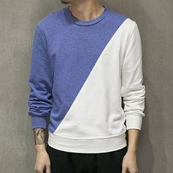 maxhomme - Color block Pullover