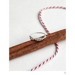 PINKROCKET - Cross Ring