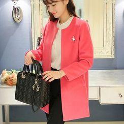 YUMU - Woolen Coat