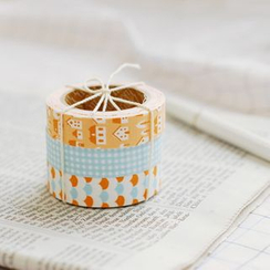 LIFE STORY - 'Daily Like' Series Decorative Tape Set (3 pcs) - HOMEY