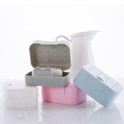 Home Simply - 旅行便攜香皂盒