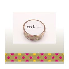 mt - mt Masking Tape : mt 1P Kirakira Gold