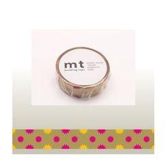 mt - mt Masking Tape : mt 1P Kirakira Gold