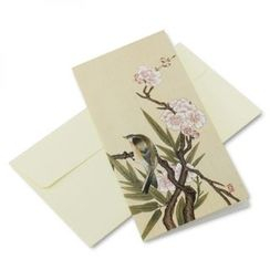 iswas - Korea Folk Greeting Card