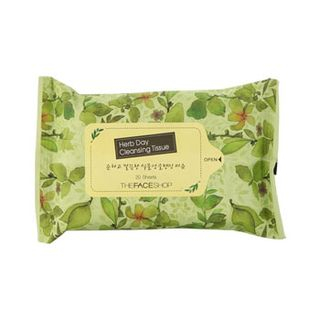 Herb Day Cleansing Tissue Handy Pack