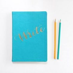 LIFE STORY - 'ECCOLO' Series Hard Cover Lined Notebook (M)