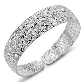BELEC - 925 Sterling Silver Bangle(30g)