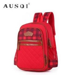Ausqi - Kids Canvas Backpack
