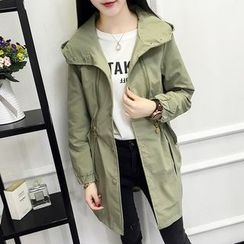 Heybabe - Long Hooded Parka