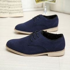 Easy Steps - Canvas Oxfords