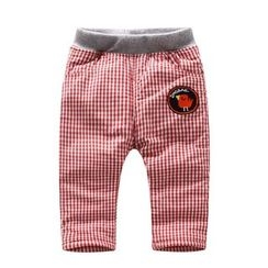 Endymion - Baby Plaid Pants