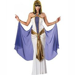 Cosgirl - Halloween Egyptian Party Costume