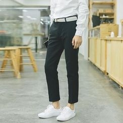 Chuoku - Slim Fit Pants