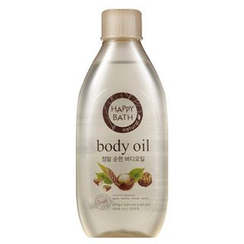 HAPPY BATH - Natural Real Mild Body Oil 250ml