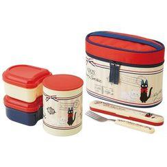Skater - Kiki's Delivery Service Thermal Lunch Box Set