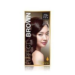 miseenscéne - Perfect Color Cream For Gray Hair (4N Brown)