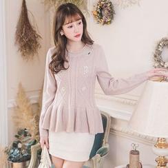 Tokyo Fashion - Crystal Knit Top