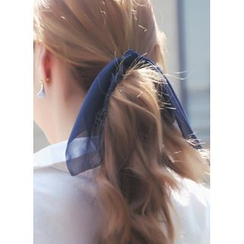 kitsch island - Bow Chiffon Hair Tie