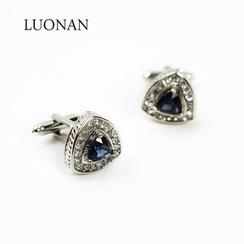 Luonan - 水鑽袖口鈕
