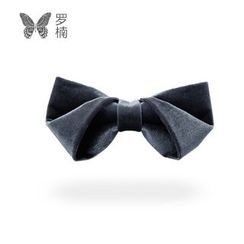 Luonan - Velvet Bow Tie