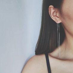Taimi - Single Threader Earrings