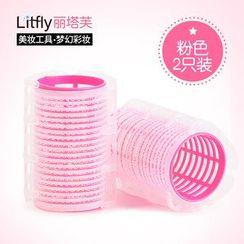 Litfly - Hair Roll (2 pcs)