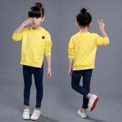 SEE SAW - Kids Long-Sleeve Top
