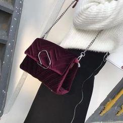 VANYAR - Velvet Shoulder Bag