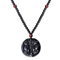 Roccaforte - Animal Pendant Necklace