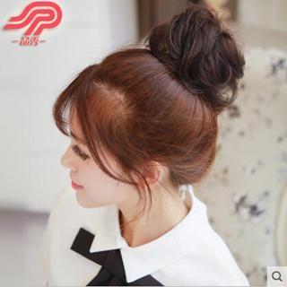 Pin Show - Hair Bun