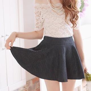 Tokyo Fashion - Lace A-Line Skirt