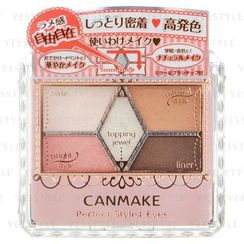 Canmake - Perfect Stylist Eyes (#03 Happy Coral)