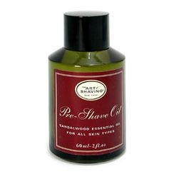The Art Of Shaving - Pre Shave Oil - Sandalwood Essential Oil (For All Skin Types)