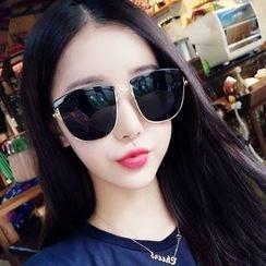 MOL Girl - Metal Arm Sunglasses