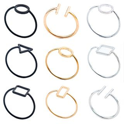 Cheermo - Geometric Ring